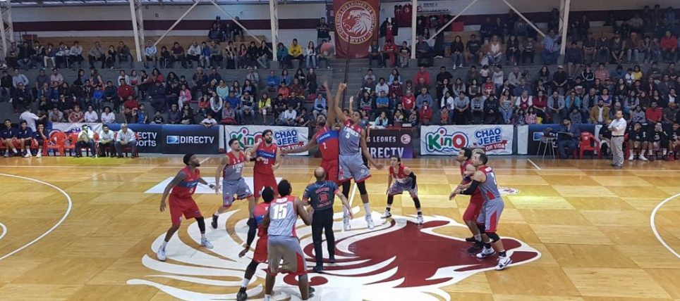 01 los leones universidad catolica liga nacional basquetbol 2017 2018