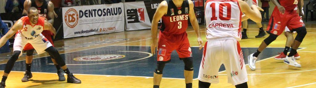 Eduardo Marechal 2 - Los Leones vs Valdivia