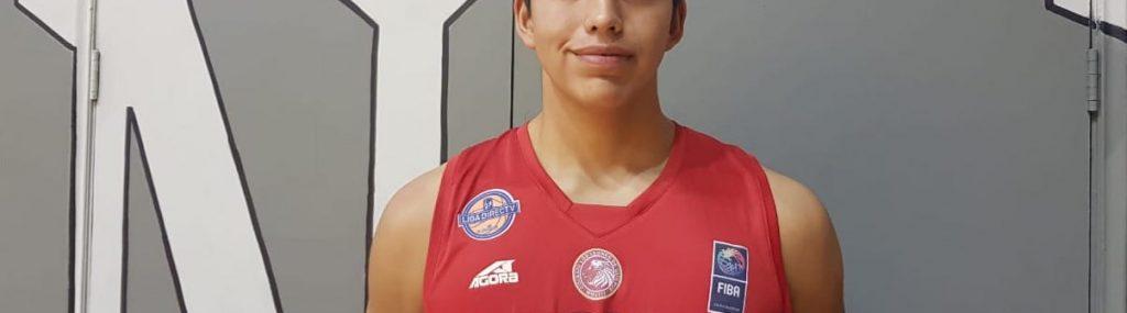 franco aviles los leones seleccion chile basquetbol u18