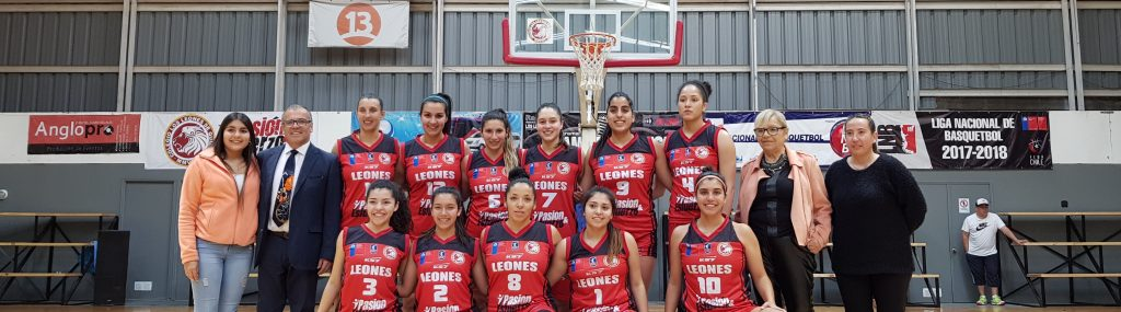 01 Las Leonas de Quilpué liga nacional femenina felinas