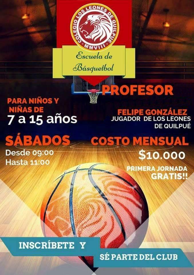 Escuela de Basquetbol