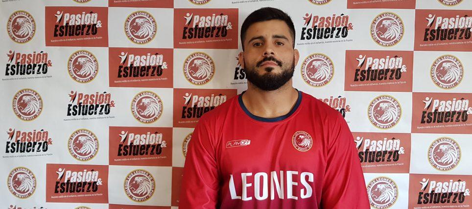 Cristian Bravo PF Los Leones
