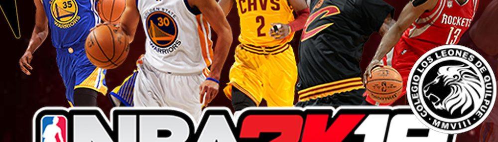 Torneo NBA Los Leones sitio web
