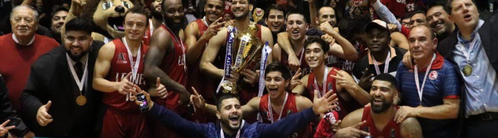 los leones campeon conferencia centro liga directv 2018 2019